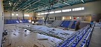 Başiskele Spor Salonu tamamlanıyor