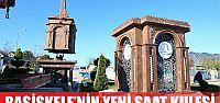 BAŞİSKELE'NİN YENİ SAAT KULESİ