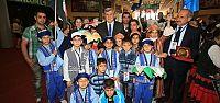 Başkan 23 Nisan Ulusal Egemenlik ve Çocuk Bayramı'nı kutladı