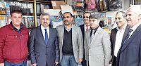 Başkan Baran Barbaros Mahallesi Esnafını Ziyaret Etti