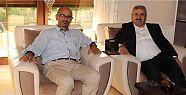 Başkan Baran, hacıları evlerinde ziyaret etti