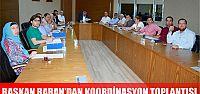 Başkan Baran Koordinasyon Toplantısı...