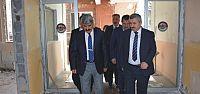 Başkan Baran Rektör Hülagü'yü Ağırladı