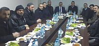 Başkan Baran Semerkand Vakfını Ziyaret Etti