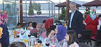 Başkan Ellibeş'ten Kardeşlik Yemeği