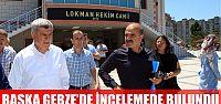Başkan Karaosmanoğlu, Gebze'de incelemeler...