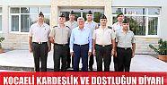 """Başkan Karaosmanoğlu, """"Kocaeli, kardeşlik"""