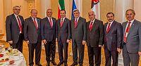 Başkan Karaosmanoğlu Tataristan'a çıkarma yaptı