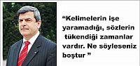 """Başkan Karaosmanoğlu """"Yüreğimiz yanıyor"""""""