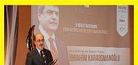 Başkan Karaosmanoğlu'na bir ödül daha