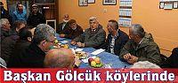 Başkan Karaosmanoğlu'ndan Gölcük'ün köylerine çıkarma
