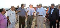 Başkan, KOÜ İlahiyat Fakültesinin inşaatını inceledi