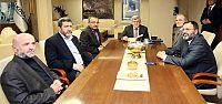 Başkan, ''Siyer-i Nebi dersi okullarda teşvik edilmeli''