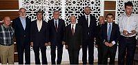 """Başkan, """"Türkiye güçlüyse Balkanlar huzurludur"""""""