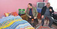 Başkan Üzülmez, Köseköy'de hasta