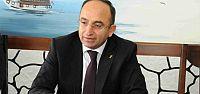 Belediye Başkanı Hüseyin Üzülmez'den baş sağlığı