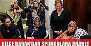 Bilge Baran'dan spor yapan kadınlara