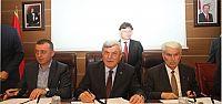 Büyükşehir'de 161 sağlık işçinin sözleşmesi imzalandı