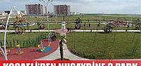 Büyükşehir'den Nusaybin'e üç park...