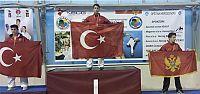 Büyükşehirli Enes Balkan, Şampiyonu Oldu