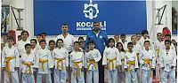 Büyükşehirli Karateciler Kuşak Sınavından Geçti