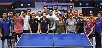 Büyükşehirli Masa Tenisçiler Milli Takım Kampında
