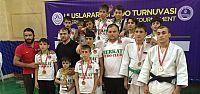 Büyükşehirli Minik Judocular Altına Boğuldu