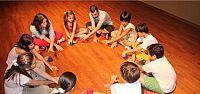 Carl Orff yöntemi 42 çocukla yoluna devam...