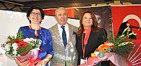 CHP kadınlarda başkan PEKYÖRÜR oldu
