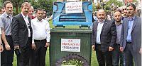 Çin'i çöp konteynırına benzettiler