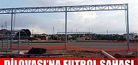 Dilovası Çerkeşli Köyü'ne futbol