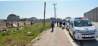 Göçebe Çadırları Körfez'de Kaldırıldı...