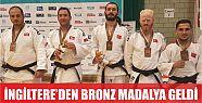 İngiltere'den bronz madalya geldi