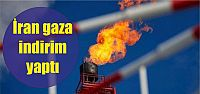 İran, doğalgazda indirime gitti