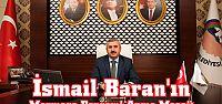İsmail Baran'ın Marmara Depremi Anma Mesajı