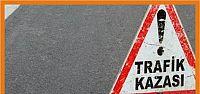 İzmit'te trafik kazası: 1 ölü, 1 yaralı