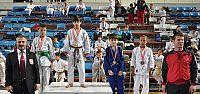 Judocular Çuval Dolusu Madalya ile Döndü