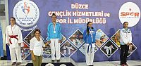 Kağıtsporlu Karateciler Özel Turnuvaya Katıldı