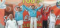 Kağıtspor'lu Karateciler Sakarya'da Esti