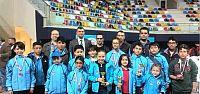 Kağıtsporlu Satranççılar Recep Topaloğlu'nda Madalyaları Topladı