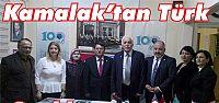 Kamalak'tan Türk Ocaklarına ziyaret