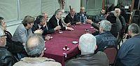 Karadenizliler'den  Başkan Bulut'a destek