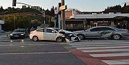 Karamürsel'de kaza : 2 yaralı