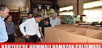 Kartepe'de Hummalı Ramazan Çalışması