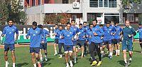 Kocaeli Birlikspor, Demirspor Hazırlıklarına Başladı