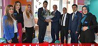 Körfez Belediyesi Gülünce Özel okulunu ziyaret etti