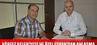 Körfez Belediyesi ve Özel Cihan Hastanesi'nden...