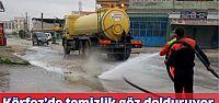 Körfez Belediyesi'nin Temizlik Faaliyetleri Göz Dolduruyor