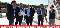 Körfez'in köyleri için yatırım atağı...