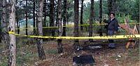 Körfez'li genç ormanda ölü bulundu